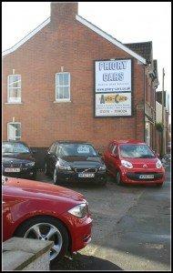 Priory_Cars_Highbridge_Somerset_Street View_PrioryCars._co._uk